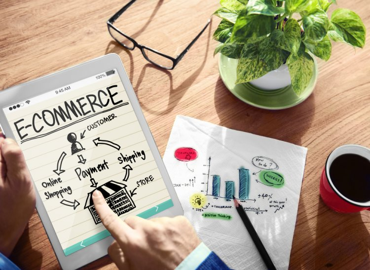 What are the main pillars of an e-commerce strategy?